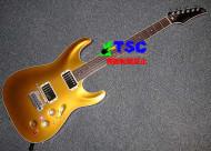 改造後の金さんギター